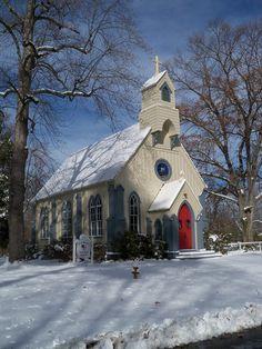 Ritchie Memorial Church, Claremont, Surry County, Virginia