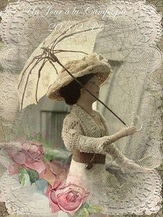 Une ombrelle fonctionnelle