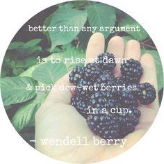 Teacher Tuesdays: Wendell Berry