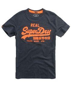 Superdry retro t-shirt. $46.