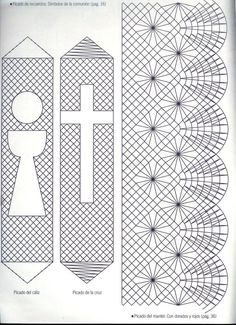Archivo de álbumes Bobbin Lace Patterns, Book Markers, Lace Making, Tatting, Embroidery Designs, Album, Wool, Stitch, My Favorite Things