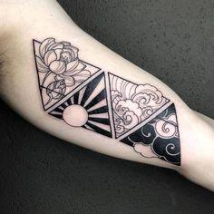 Forearm Tattoos, Arm Band Tattoo, Body Art Tattoos, Tattoo Drawings, Sleeve Tattoos, Forearm Mandala Tattoo, Water Tattoos, Geometric Mandala Tattoo, Tattoos Geometric