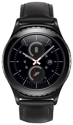 """Although I`m not into smart watches, the Samsung Gear S2 Classic is my """"want""""."""