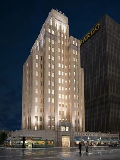 The beautiful Bassett Tower Hotel in downtown El Paso, TX. Xavier Lona - Realtor® Xavier.Lona@kw.com www.XavierLona.kwrealty.com