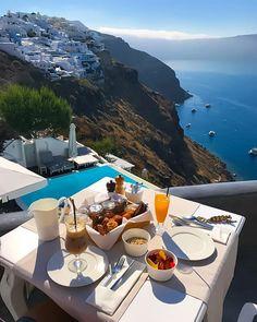 Santorini, where else!!! #Santorini