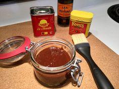Sauce barbecue maison