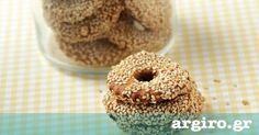 Νηστίσιμα μπισκότα από την Αργυρώ Μπαρμπαρίγου | Τα συγκεκριμένα μπισκότα δεν είναι πολύ γλυκά. Μπορείτε να προσθέσετε 1/4 φλ. ζάχαρη για πιο γλυκιά γεύση
