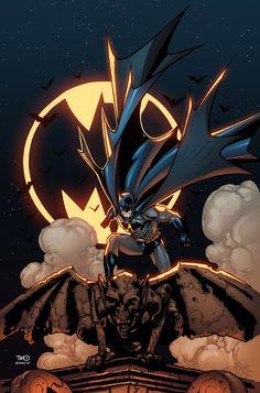 Batman by AlonsoEspinoza on @DeviantArt