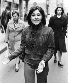 Iconic Women, Famous Women, Famous People, Hungary, Budapest, Movie Stars, Bomber Jacket, Cinema, Leather Jacket