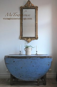 shabby blues… Att Samla French Lace E-post – Caroline Vernersson – Outlook mylovelythings.bl… This type of country cottage farmhouse is certainly a superb design construct. Swedish Decor, Swedish Style, Swedish Design, Swedish Interiors, Cottage Interiors, Scandinavian Interior, Inspiration Design, Furniture Inspiration, Room Inspiration