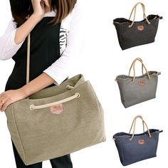 4.66$  Buy here - http://alix1y.shopchina.info/go.php?t=32793260139 - Hot Sale New Female Package Korean Fashion Simple Casual Canvas Shoulder Bag Lady Diagonal Package Popular  #SHOPPING