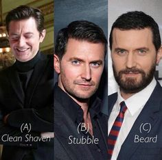 All of the above. :) #richardarmitage