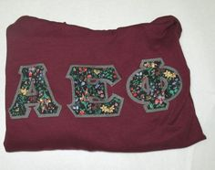 Alpha Epsilon Phi sales, deals & discounts on clothing and apparel! At Something Greek you will find a large variety of Alpha Epsilon Phi Clothing that is always on top. Shop our discounted package deals & save on Greek merchandise! Alpha Epsilon Phi, Custom Greek Apparel, Sorority Outfits, Greek Clothing, Screen Printing, Christmas Sweaters, Sweatshirts, Shopping, Fashion