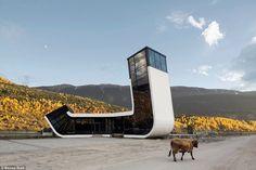 Aeroportos, dos quais você não quer voar para longe: mais belas terminais do mundo