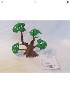 eBay Playmobil 7262 - Magic Tree - mint in bag - original store stock! | $18.99