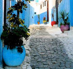 Kasbah Oudaya, Rabat http://moroccospecialist.blogspot.com.es