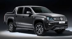 VW Welcomes New Amarok Limited Edition To The Dark (Label) Side