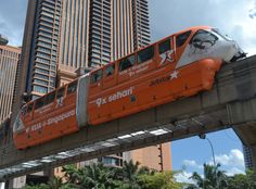 KL Monorail Line passing Berjaya Times Square and Imbi Monorail Station in central Kuala Lumpur. KL City Transport. For our boutique Kuala Lumpur City Guide incl. Malaysian Food and Kuala Lumpur Boutique Hotels check our website: http://best-of-kl.com/