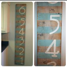 Growth chart!