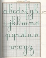 Free alphabet font cross stitch patterns - more through link #stitching