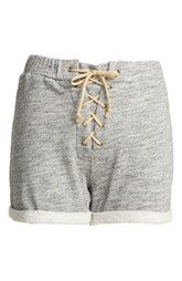 CAMP Collection 'Sundaze' French Terry Shorts (Women)