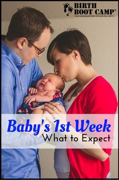What to Expect Your First Week With Baby- Many people have babies but most don't openly talk about the realities of the first week postpartum. Let's chat!