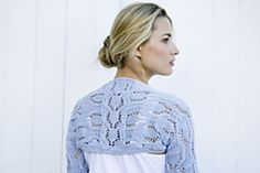 Interlude Lace Shrug