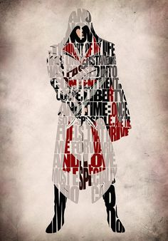 My all time favourite game and character, Assassin's Creed - Ezio Auditore