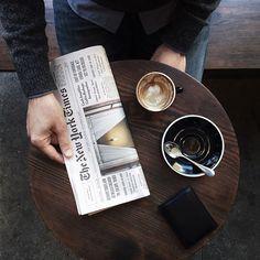 morning coffee / photo by kessara
