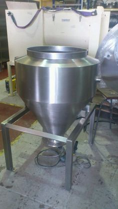 Stainless fabrication Kitchen Aid Mixer, Kitchen Appliances, Stainless Steel Fabrication, Diy Kitchen Appliances, Home Appliances