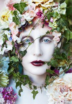 Beautiful: Wonderland - Kirsty Mitchell Photography