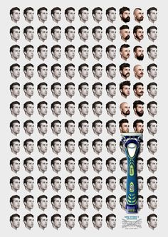 Wilkinson Sword Hydro 5 Groomer: Break the routine, 2 Advertising Agency: JWT, London, UK