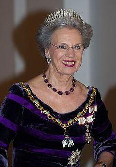 Prinsesse Benedikte.
