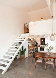 Urban Loft That Combine Country Chic With Contemporary Vogue 2