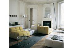 Tufty-Time Sofa by Patricia Urquiola for B&B Italia Traditional Sofa, Patricia Urquiola, Modular Sofa, Space Furniture, Corner Sofa, B & B, Sofas, Ottoman, Relax
