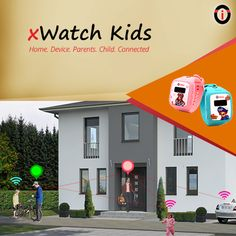 IOT is not only connect lives but making them more secure. xWatch Kids, the smartwatches for kids is a living proof!