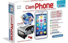 Regalo Natale Bambino Clementoni ClemPHONE 6.0   Allmobileworld.it