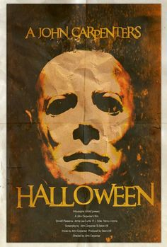 Halloween ~ The Face Of Michael Myers