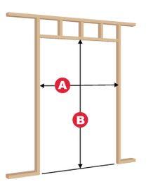Pocket Door Frame System