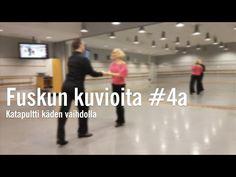 (45) Fuskun kuvioita nro 4a /katapultti käden vaihdolla - YouTube
