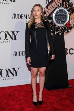 Tony Awards Best Dressed -- Scarlett Johansson & More
