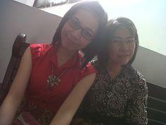 MY SISTER & MY MOM