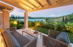 Corfu hotel Bella Mare is a family run hotel that offers three types of accommodation: Studios, Apartments and Villas. Make a reservation to our luxury hotel. Kassiopi Corfu, Corfu Greece, Corfu Hotels, Green Scenery, Pergola, This Is Us, Villa, Outdoor Structures, Patio