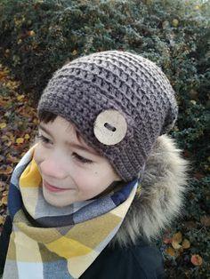 bandorka: Další klučičí homeleska Crochet Hats, Knitting, Baby, Yarns, Felting, Knitting Hats, Tricot, Felt Fabric, Breien