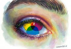 Eye of an artist by umantsiva.deviantart.com on @DeviantArt