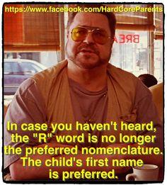 #Autism #AutismParents #StopTheRWord #HardcoreParents #Walter #BigLebowski https://www.facebook.com/HardCoreParents