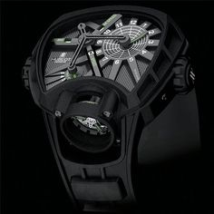 Hublot Key of Time MP02    How can you not like this!?