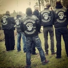 Instagram photo by notoriousmc_ozzy - #notorious #mc #germany #motorcycleclub #brotherhood #forever #nffn #lndn #onepercenter #biker
