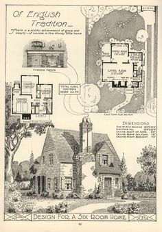 square house plan  story s Vintage house plan  Artistic     square house plan  story s Vintage house plan  Artistic city houses  no    Plan   Pinterest   Square House Plans  Vintage Houses and House plans