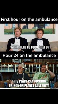 So true lol EMS HUMOR